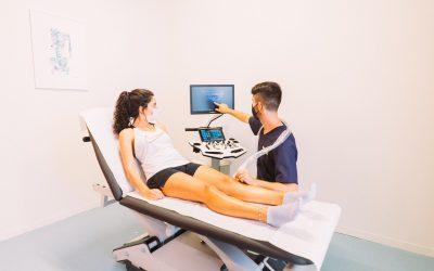 ¿Para qué se utiliza la ecografía en fisioterapia?