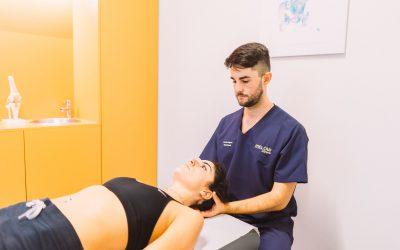Curar el punto de gatillo miofascial con fisioterapia
