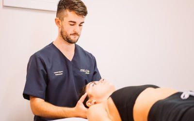 Fisioterapia cervical en Málaga