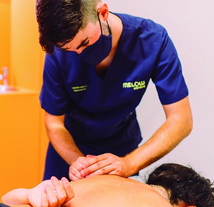 Fisioterapia para la espalda en Málaga