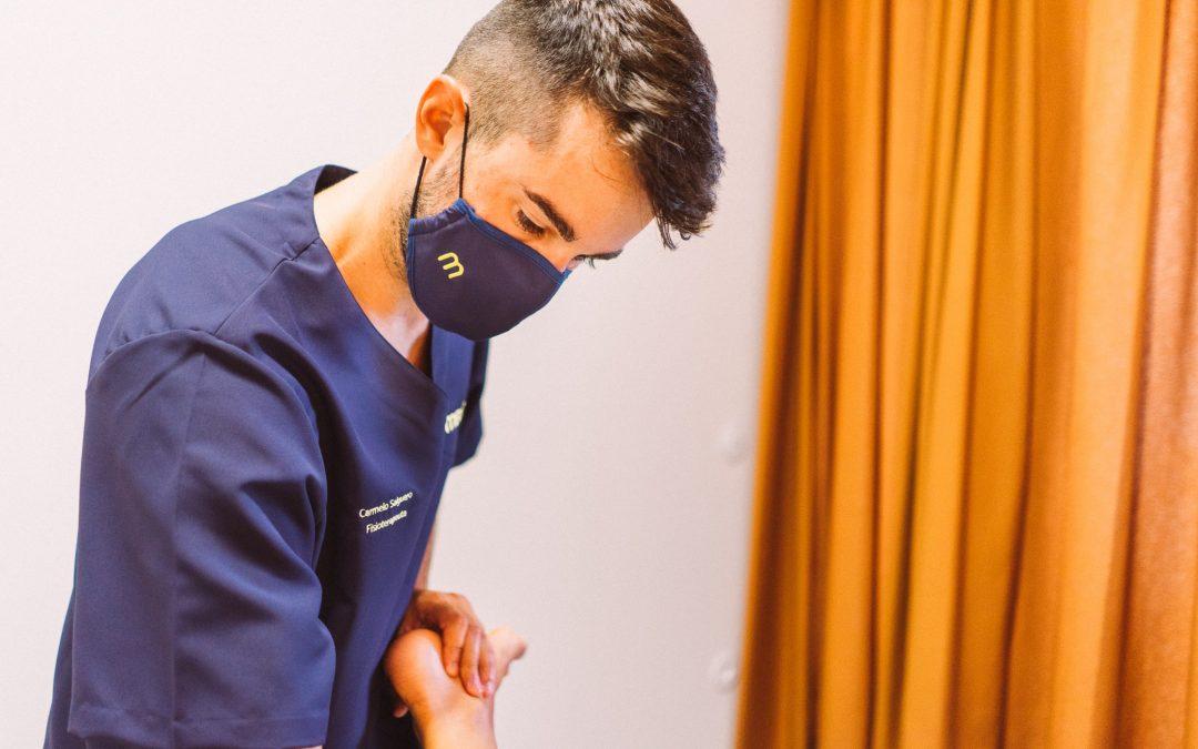 fisioterapia para la tendinitis en Málaga