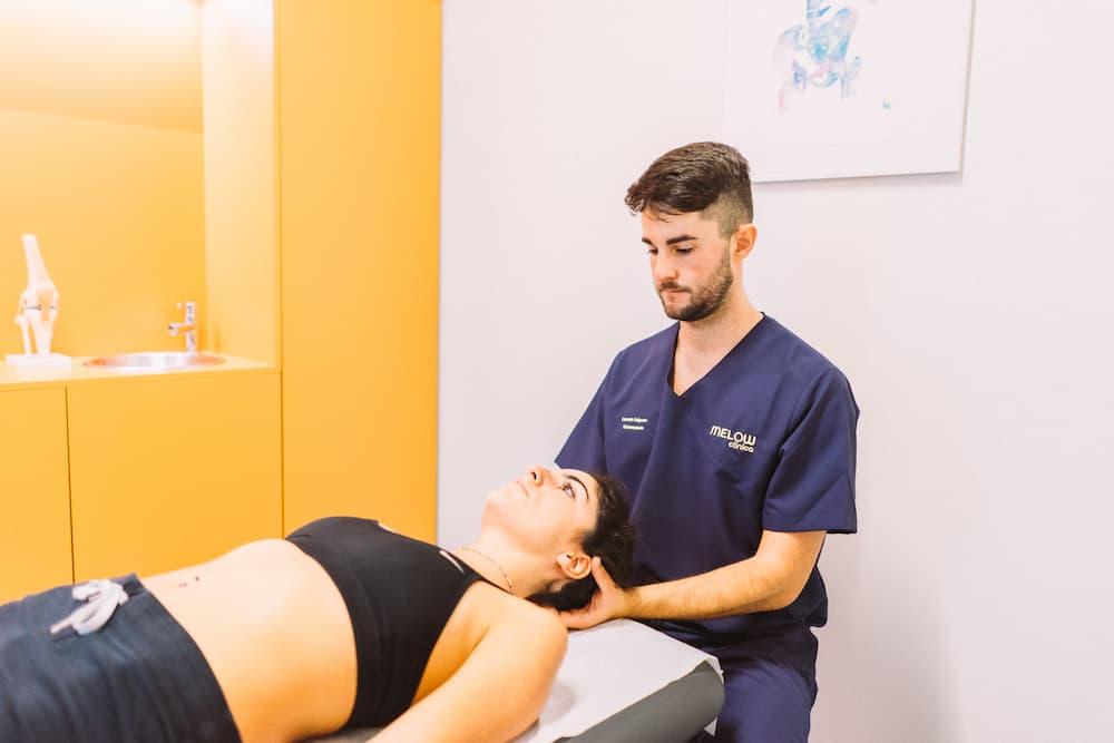 tratamientos de fisioterapia en Málaga