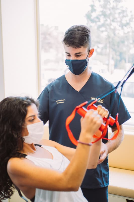tratamiento ciática con fisioterapia en Málaga